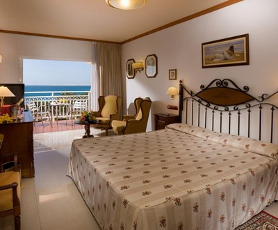 DOUBLE ROOM SEA VIEW  San Agustín Beach Club Gran Canarias Hotel