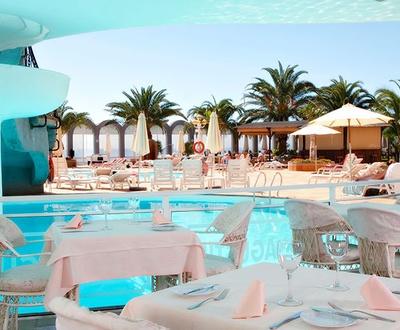 Restaurante-Terraza San Agustín Beach Club Gran Canarias Hotel