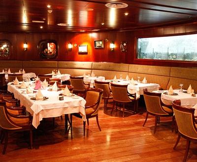 Restaurante San Agustín Beach Club Hotel