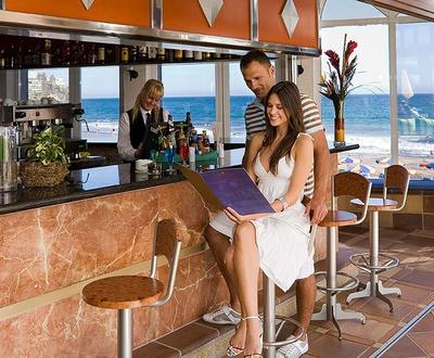 Bar San Agustín Beach Club Gran Canarias Hotel