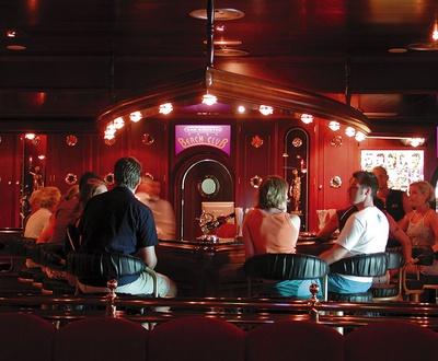 Bar Salon San Agustín Beach Club Hotel
