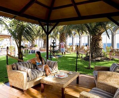Terrace San Agustín Beach Club Gran Canarias Hotel