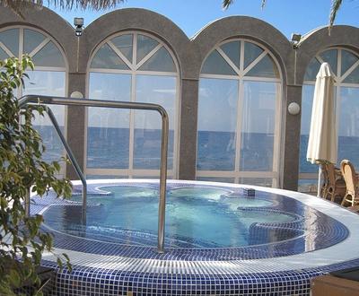 Jacuzzi San Agustín Beach Club Gran Canarias Hotel
