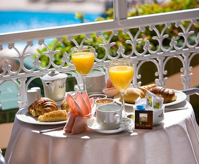 Breakfast Buffet San Agustín Beach Club Gran Canarias Hotel